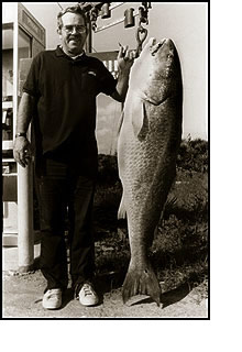 world record red drum